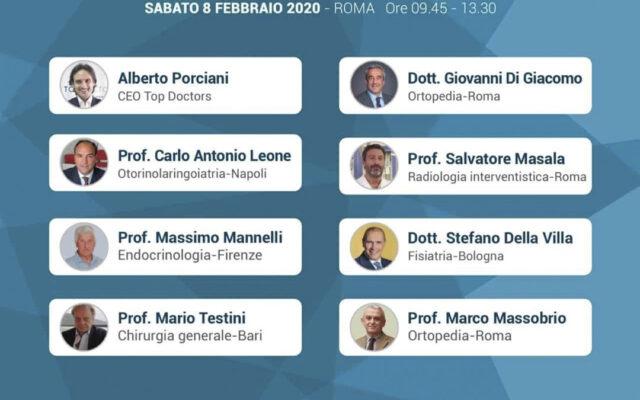 1° Congresso Nazionale Top Doctors Italia